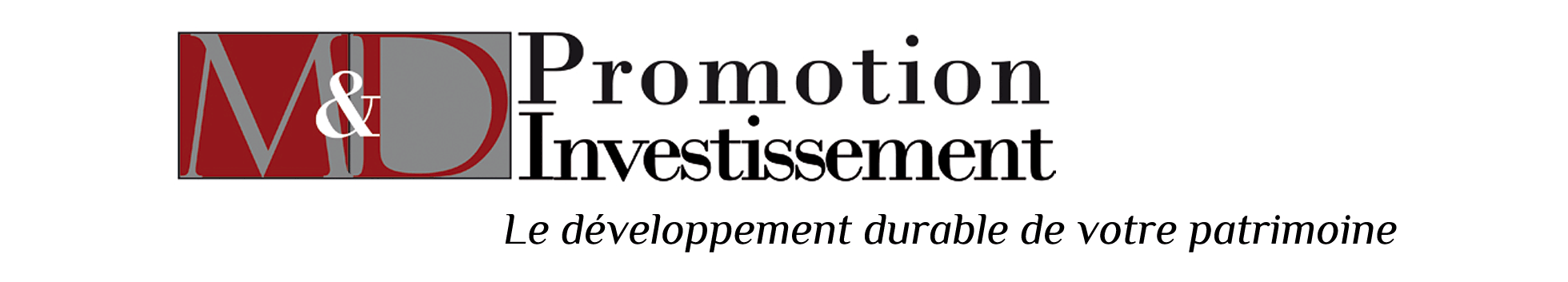 M&D Promotion Investissement